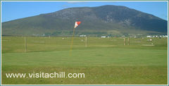 Golf at Keel, Achill Island, Ireland