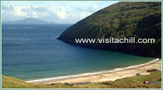 Beach at Keem Bay, Achill Island